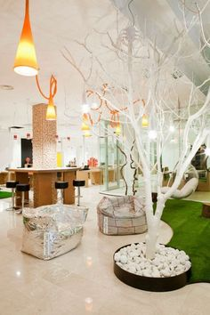 13 Co-Working Offices So Cool You'd Actually Want to Work at Them via Brit + Co