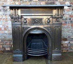 Nice 30+ Amazing Vintage Fireplace Designs For Most Unique Home Ideas https://freshouz.com/30-amazing-vintage-fireplace-designs-for-most-unique-home-ideas/