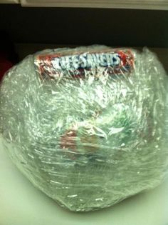 The Young Life Leader Blog: The Shrink Wrap Candy Ball Game
