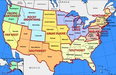 RoadTrip America - Road Trip Planning for North America! Site has tons for Road Trip info and features