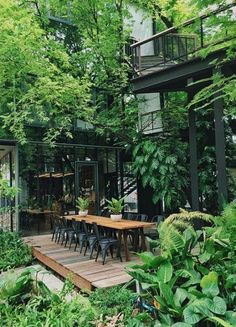 29 marvelous winter garden design for small backyard landscaping ideas 00021 - poserforum Outdoor Spaces, Outdoor Living, Outdoor Decor, Outdoor Seating, Garden Seating, Outdoor Trees, Outdoor Balcony, Backyard Seating, Home Garden Design