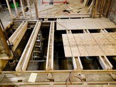 Leveling a pier beam after replacing the rotten floor joists and leveling floor joists sistering google search solutioingenieria Choice Image