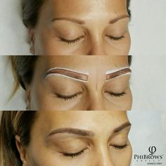 micro shading and blanding cejas permanente Mircoblading Eyebrows, Eyebrows Goals, Permanent Makeup Eyebrows, Eyebrow Makeup, Beauty Lash, Smokey Eye Makeup Tutorial, Perfect Brows, Beauty Make Up, Makeup Tips
