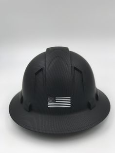 Custom Printed Black Ops Special Edition Pyramex Hard Hat w  US Flag (Back) fb0445b6d41