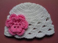 Crochet Baby Kids Toddler Hat Beanie children gift by Tatjana474, $8.50