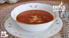 Paça Tadında Tavuk Çorbası Yapımı