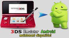 Emulateur 3DS pour Android 2017 [ça marche]