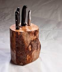 Resultado de imagen de how to make cracked log lamps