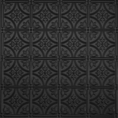 x 2 ft. Bronze Tin Ceiling Tile for Refacing in T-Grid Systems, Metallic Bronze Plastic Ceiling Tiles, Drop Ceiling Tiles, Faux Tin Ceiling Tiles, Ceiling Grid, Tin Tiles, Copper Spray Paint, Behr Colors, Grid System, Can Lights