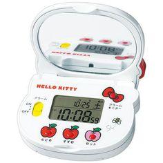 New Hello Kitty Alarm Clock