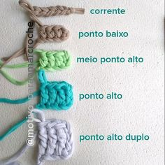 Best 12 How we crochet the magic ring for the wool amigurumi . Puff Stitch Crochet, Crochet Diy, Crochet Amigurumi, Crochet Slippers, Crochet Storage, Crochet Stitches, Knit Bracelet, Crochet Necklace, Knitting Patterns