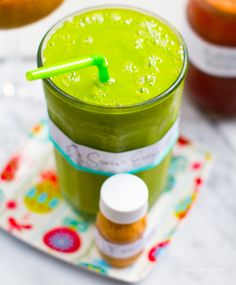 Green, Red & Nog - Awesome smoothies for the holiday season