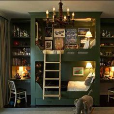 Love this for the loft in our log home!