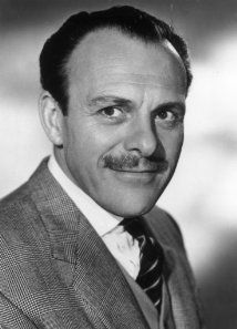 Terry-Thomas - Carlton of the FO so funny even after all these years. Bring back Ealing Studios.