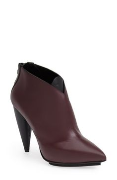 Proenza Schouler Leather Ankle Bootie (Women) available at #Nordstrom