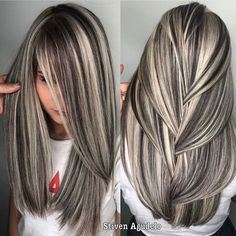 double Egyptian wicks omg how many deserves this beautiful work of art . Brown Hair With Blonde Highlights, Hair Color Highlights, Hair Color Balayage, Balayage Highlights, Perfect Hair Color, Hair Color And Cut, Cool Hair Color, Truss Hair, Hair Photo