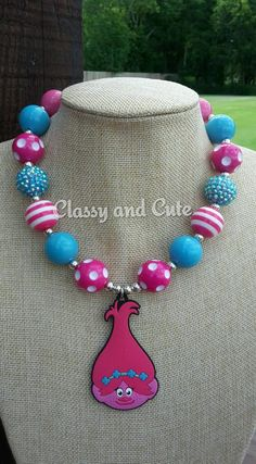 Check out this item in my Etsy shop https://www.etsy.com/listing/527222120/poppy-chunky-necklace