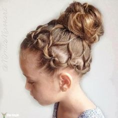 Fancy Hairstyles Image Result For Fancy Hairstyles For Kids  Hair  Pinterest