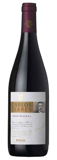 Carlos Serres Gran Reserva 2005, entre los 100 Mejores Vinos del Mundo en EEUU http://www.vinetur.com/2013121814163/carlos-serres-gran-reserva-2005-entre-los-100-mejores-vinos-del-mundo-en-eeuu.html