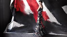 Andreea Diaconu Is The Face Of Donna Karan's S/S 2015 Campaign via @WhoWhatWear