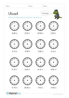 die 49 besten bilder auf die uhr lernen in 2017 clocks german language learning und learning. Black Bedroom Furniture Sets. Home Design Ideas