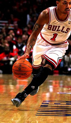The Bulls and Derrick Rose - Excited To See DRose Back On The Court doing  What 53a7c91b576c