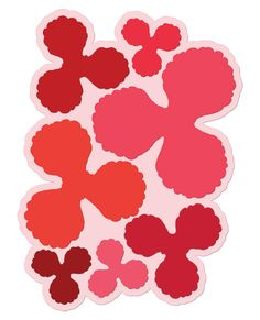 Blazing Poppy Step by Step Card Technique | Blog Post Heartfelt Creations dies       $29.99