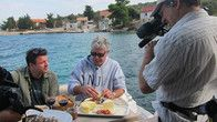 Croatian Coast -   Tony Bourdain visits the Croatian coast to swim with bluefin tuna, hunt for a prized white truffle, and literally gets knocked off his feet as he is treated to the finest Mediterranean cuisine.    Original Airdate | Monday, April 23, 2012