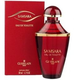Guerlain Samsara : used to wear this all the time. Bought some today for the first time in ages