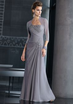 Evening Gowns and Mother of the Bride Dresses