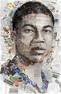 Giannis Antetokounmpo The legends of Greek Basketball (for HWBF) A series of mosaic portraits of the top Greek basketball players of all time. Created for HWBF's (Hellenic Wheelchair Basketball Federation) campaign to fund the Greek national team. #basketball #collage #artwork #sport #illustration #portrait Mosaic Portrait, Sports Marketing, Basketball Players, Public Relations, Printing Services, Greek, Collage Artwork, Poses, Illustration