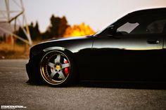 StanceNation™ // Form > Function » Slammed Domestic // Alek's Dodge Charger SRT8.