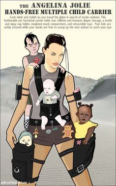 Sew your own sling! Or pouch. Or meitai. Or wrap...the list goes on. Pretty much one of the most comprehensive lists of DIY lists for making your own baby carriers that I've ever seen (awesome image from: http://galleryoftheabsurd.typepad.com/14/images/orphancart.jpg).