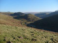 Simonsbath to Cow Castle... lovely walk.