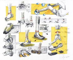 In the Details: A Mountain Goat-Inspired Prosthetic Leg for Amputee Rock Climbers - Daily Good Pin Industrial Design Portfolio, Industrial Design Sketch, Mise En Page Portfolio Mode, Mises En Page Design Graphique, Cincinnati, Conceptual Drawing, Prosthetic Leg, Sketch Inspiration, Design Inspiration