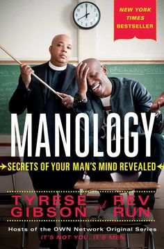 Tyrese Gibson, multiplatinum R&B singer and movie star, and Rev Run of Run DMC and star of Run's House present a bold , honest, and uncensored loo k into the male mind. Tyrese and Rev are unlikely best friends—Rev is married with six kids and Tyrese is a single dad still hesitant to settle down. But after an unexpected disagreement in which Rev insisted that marriage is forever, and Tyrese pushed that you could bail when the sex went bad, the two decided not just to agree to disagree but to…