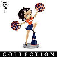 betty boop super bowl photos | View Details Betty Boop Denver Broncos Handbell Collection