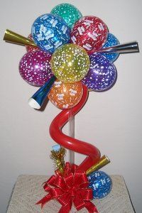 Birthday Balloon Bouquet Delivery Tulsa OK Candy