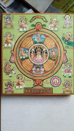 Jain Temple, Lord Shiva, Spirituality, Painting, Art, Art Background, Painting Art, Kunst, Spiritual