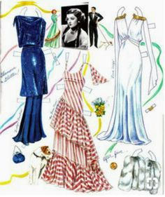 1173 best paper dolls my first fashion love images on pinterest Fashion Shoes 1966 paper dress art dolls film myrna loy paper dolls printable all paper