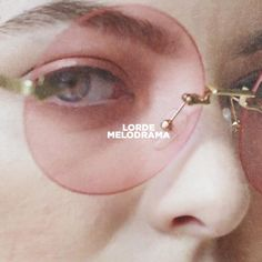 Lorde - Melodrama made by jennica | fanmade music artwork | Coverlandia