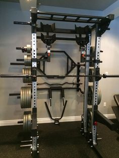 Mech6 Power Rack
