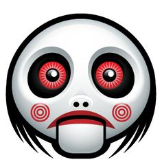 Jigsaw emoticon Symbols Emoticons, Emoji Symbols, Love Smiley, Smiley Happy, The Mask Cartoon, Emojis Meanings, Tiger Eyes Tattoo, Billy The Puppet, Facebook Emoticons
