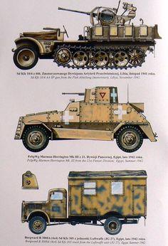 Afrika Korp vehicles                                                                                                                                                                                 More