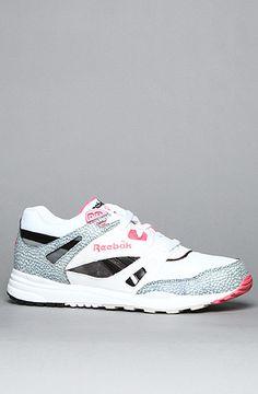 $88 Reebok The Ventilator OG #sneaker in Black Pink -- Use repcode SMARTCANUCKS for 20% OFF on Karmaloop.com -- http://lovekarmaloop.com