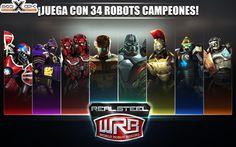 Descargar Real Steel World Robot Boxing v26.26.729 Apk Datos Hack MOD - http://www.modxapk.net/descargar-real-steel-world-robot-boxing-v26-26-729-apk-datos-hack-mod/
