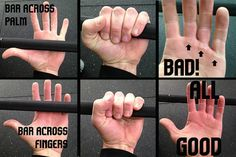 How do you take care of your hands when doing CrossFit in order to avoid them getting ripped? Get a complete CrossFit hand care guide right here. Crossfit Motivation, Weight Lifting Motivation, Gym Workout Tips, At Home Workouts, Workout Women, Training Workouts, Interval Training, Nutrition Crossfit, Fitness Studio Training