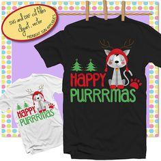 Happy Christmas svgcat christmas svgcat svgchristmas cut