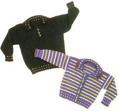 Design By Louise--Louise Silverman--Child's Ribbon Rib (ages 1 - 12)