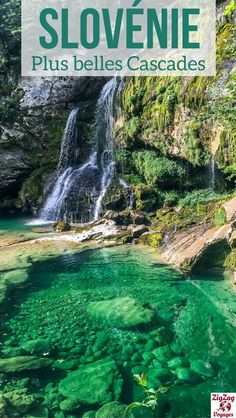 Slovenia Travel Guid Slovenia Travel Guide - Discover the most beautiful waterfalls in Slovenia - enchanting ans surrounded by forest : Virje Boka Kozjak Savica Pericnik Rinka and more. Beautiful photos and info on how to get there Europe Destinations, Europe Travel Tips, Travel Guides, Places To Travel, Places To Visit, Visit Slovenia, Slovenia Travel, Slovenia Tourism, Travel Photographie